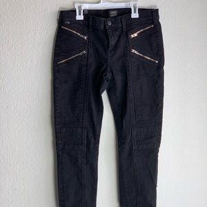 Citizens of humanity zipper ankle jeans